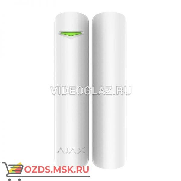 Ajax DoorProtect Plus (white) Охранная GSM система Ajax