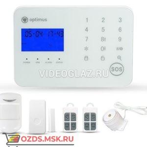 Optimus AG-200(комплект) v2: Комплект беспроводной GSM-сигнализации