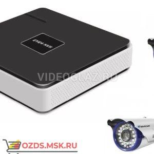 VStarcam NVR C15 KIT Готовый комплект видеонаблюдения