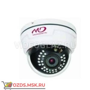MicroDigital MDC-AH7240VTD-30A: Видеокамера AHDTVICVICVBS