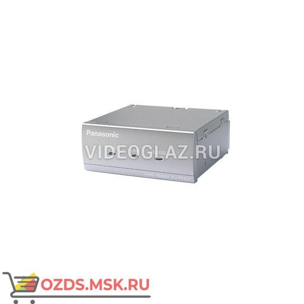 Panasonic WJ-PR204E: Передатчик ip-видеосигнала по коаксиальному кабелю