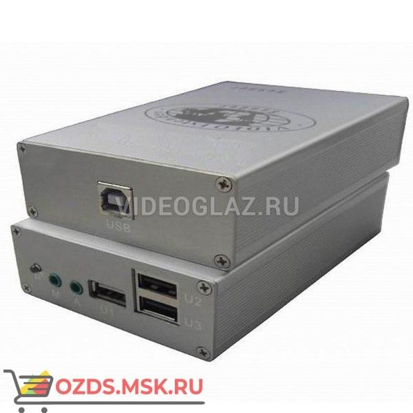 OSNOVO TA-U14+RA-U34: Передатчик видеосигнала по витой паре