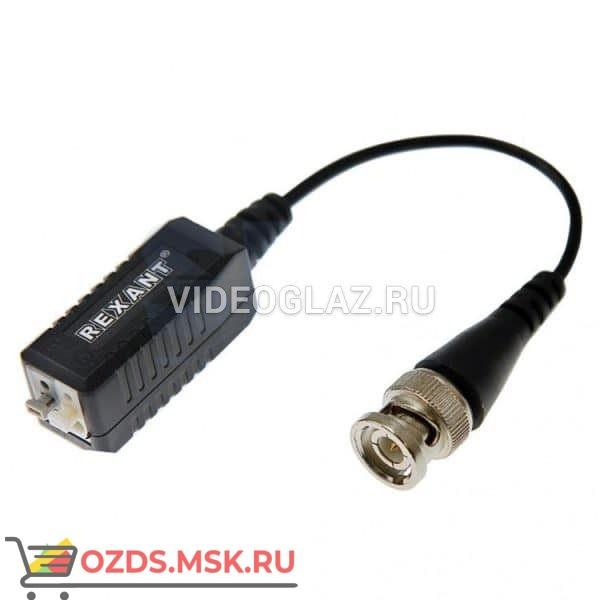 REXANT Приемо-передатчик видео (BNC) по витой паре с грозозащитой Блистер (05-3077): Передатчик видеосигнала по витой паре