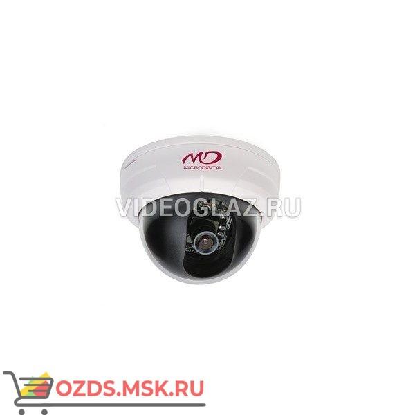 MicroDigital MDC-L7290FSL: Купольная IP-камера