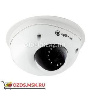Optimus IP-P072.1(2.8)MD_v.1: Купольная IP-камера