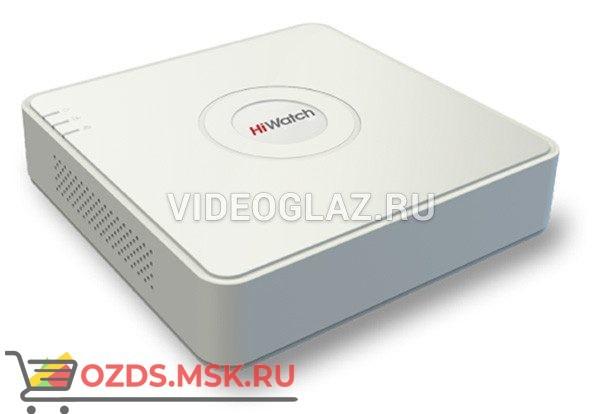 HiWatch DS-H108G: Видеорегистратор гибридный