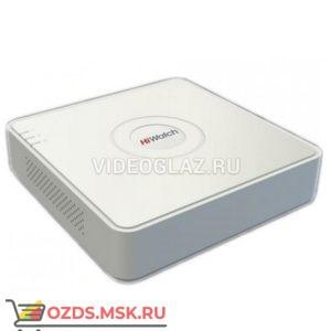 HiWatch DS-H208QA: Видеорегистратор гибридный