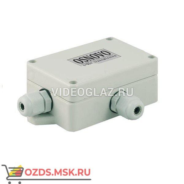 OSNOVO SP-IP1000PW(ver2) Грозозащита цепей управления и IP-сетей