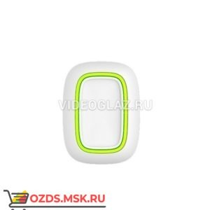 Ajax Button (white) Охранная GSM система Ajax