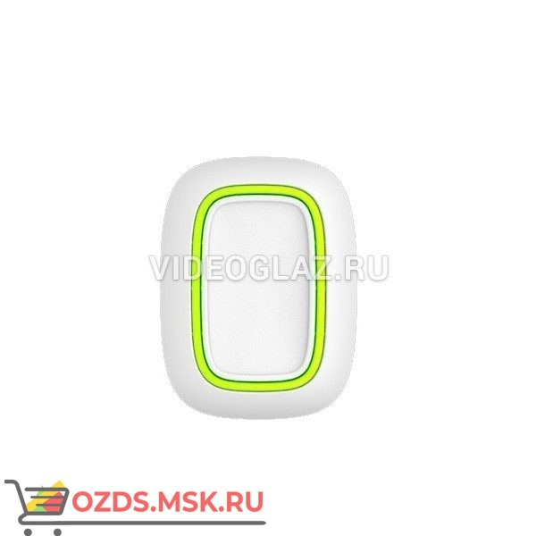 Ajax Button (white) Охранная GSM система Ajax