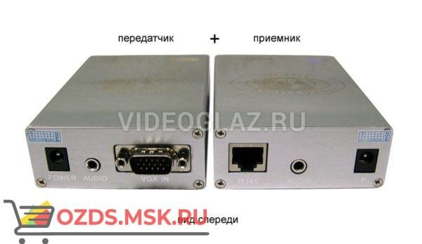 OSNOVO TA-V2+RA-V2: Передатчик видеосигнала по витой паре