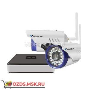 VStarcam NVR C15-2 Готовый комплект видеонаблюдения
