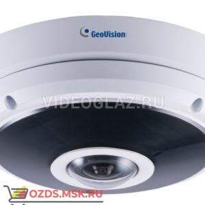 Geovision GV-EFER3700-W IP-камера FishEye