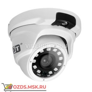 Space Technology ST-188 IP HOME POE STARLIGHT H.265 (2.8mm): Купольная IP-камера