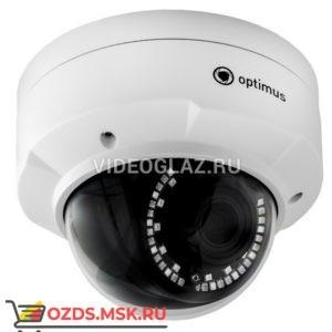 Optimus IP-P043.0(4x)D: Купольная IP-камера