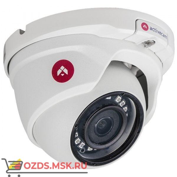 ActiveCam AC-D8121WDIR2(3.6 мм): Купольная IP-камера