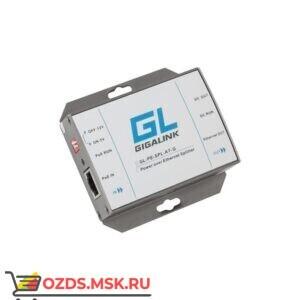 GIGALINK GL-PE-INJ-AT-F: Инжектор POE