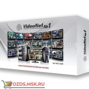 VideoNet SM-Analytics: Компонент системы VideoNet 9