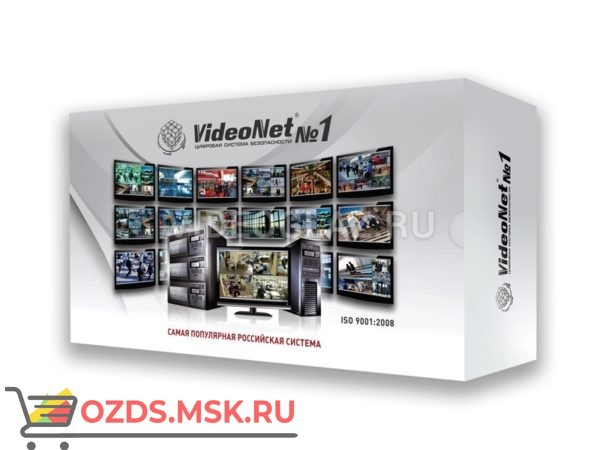 VideoNet VN-VMS-Light: Компонент системы VideoNet 9