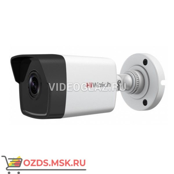 HiWatch DS-I100(B) (2,8 mm): IP-камера уличная