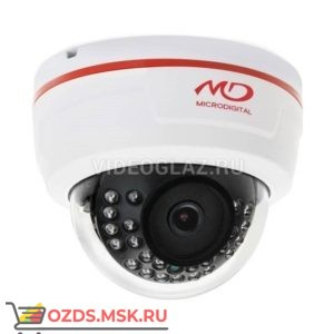 MicroDigital MDC-H7290VSL-30 Купольная HD-SDI камера
