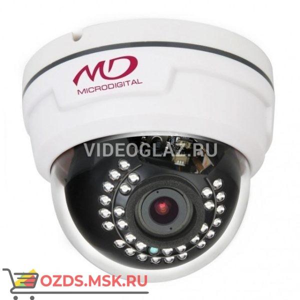 MicroDigital MDC-L7090VSL-30A: Купольная IP-камера
