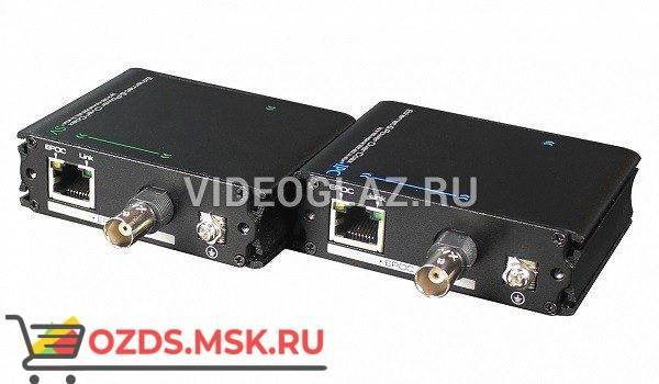 RVi-PE: Передатчик ip-видеосигнала по коаксиальному кабелю