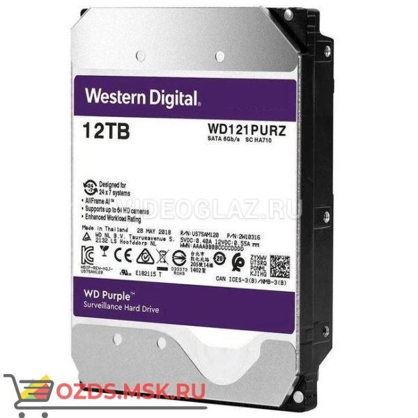 Western Digital WD121PURZ: Жесткий диск