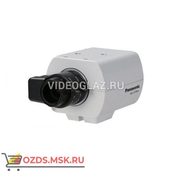 Panasonic WV-CP304E Цветная камера со сменным объективом