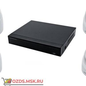 IPTRONIC Базовый QHD 1080P Готовый комплект видеонаблюдения