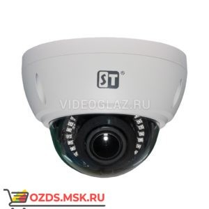 Space Technology ST-172 IP HOME POE H.265, (объектив 2,8-12mm): Купольная IP-камера