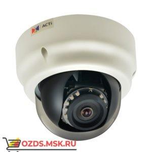 ACTi B52: Купольная IP-камера