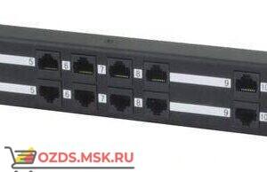 OSNOVO Midspan-12P: Инжектор POE