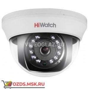 HiWatch DS-T591 (2.8 mm): Видеокамера AHDTVICVICVBS
