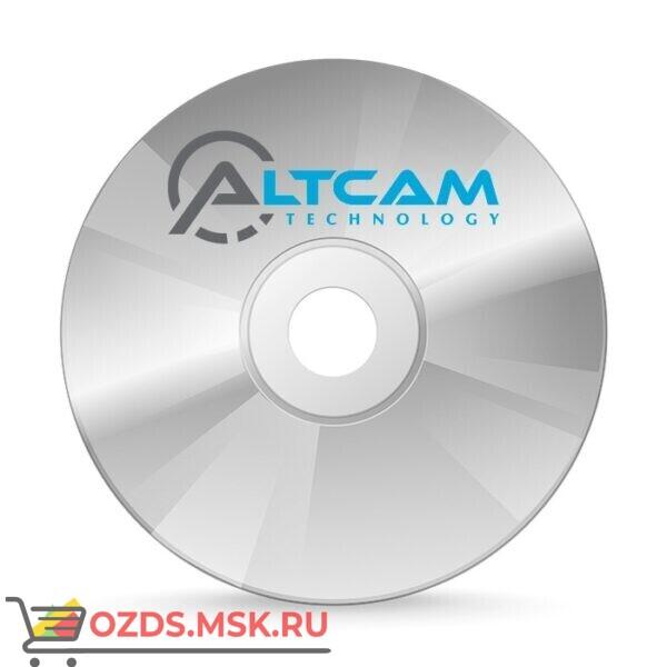 AltCam Модуль сопровождения объектов (трекинг) ПО Altcam