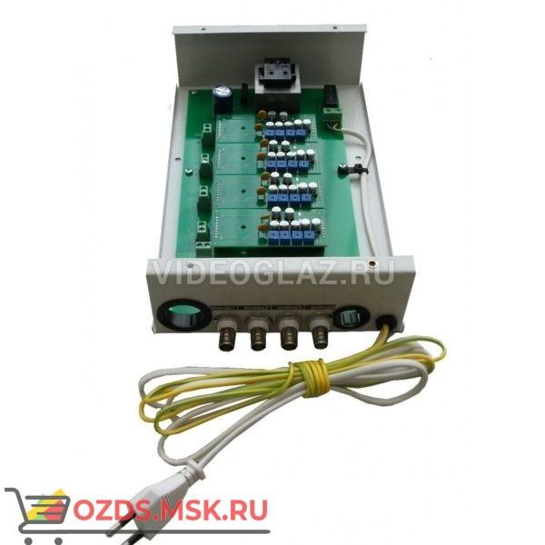 Себокс ДУМ-4ГСР: Передатчик видеосигнала по витой паре