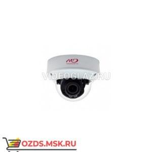MicroDigital MDC-M8040VTD-2A: Купольная IP-камера