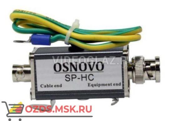 OSNOVO SP-HC Грозозащита цепей AHDCVITVI