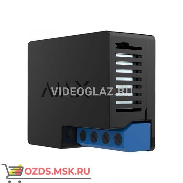 Ajax Relay(black) Охранная GSM система Ajax
