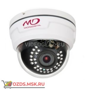 MicroDigital MDC-H7240VTD-30A Купольная HD-SDI камера