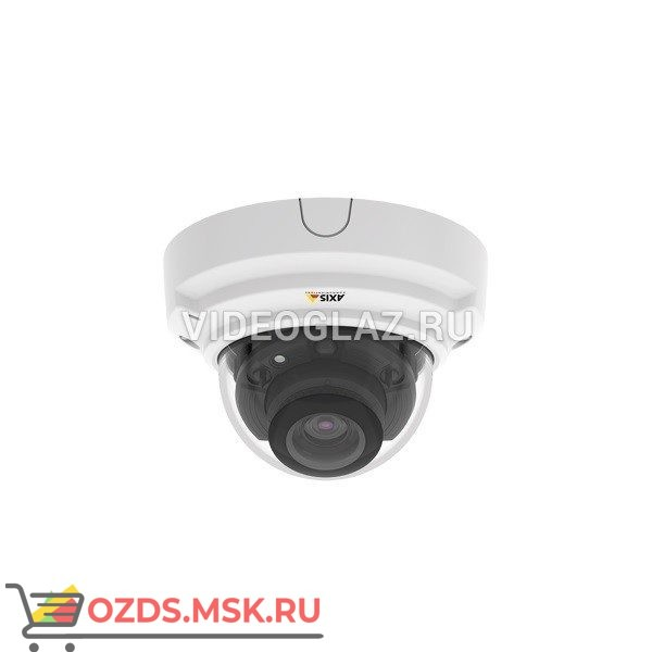 AXIS P3374-LV RU (01058-014): Купольная IP-камера