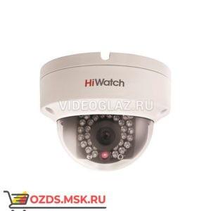 HiWatch DS-I122 (8 mm): Купольная IP-камера