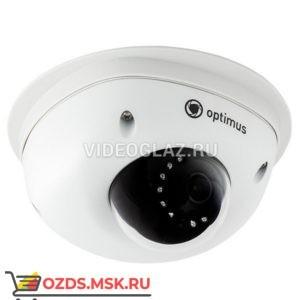Optimus IP-P072.1(2.8)D_v.1: Купольная IP-камера