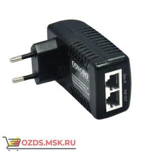 OSNOVO Midspan-1151GA: Инжектор POE