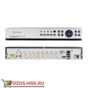 AltCam DVR1611: Видеорегистратор гибридный