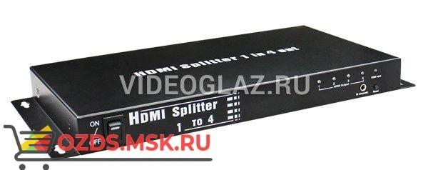 OSNOVO MX-Hi4041: Коммутатор HDMI сигнала
