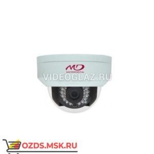 MicroDigital MDC-M8040FTD-30: Купольная IP-камера