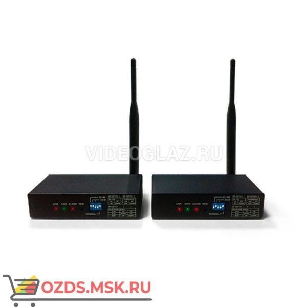 Wivat WT2.46+WR2.46 Беспроводные передатчики аудио и видеосигнала