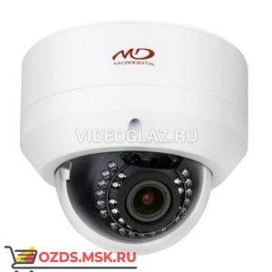 MicroDigital MDC-L8290VSL-30: Купольная IP-камера