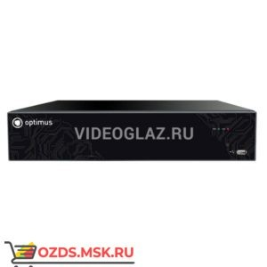 Optimus NVR-8168: IP Видеорегистратор (NVR)